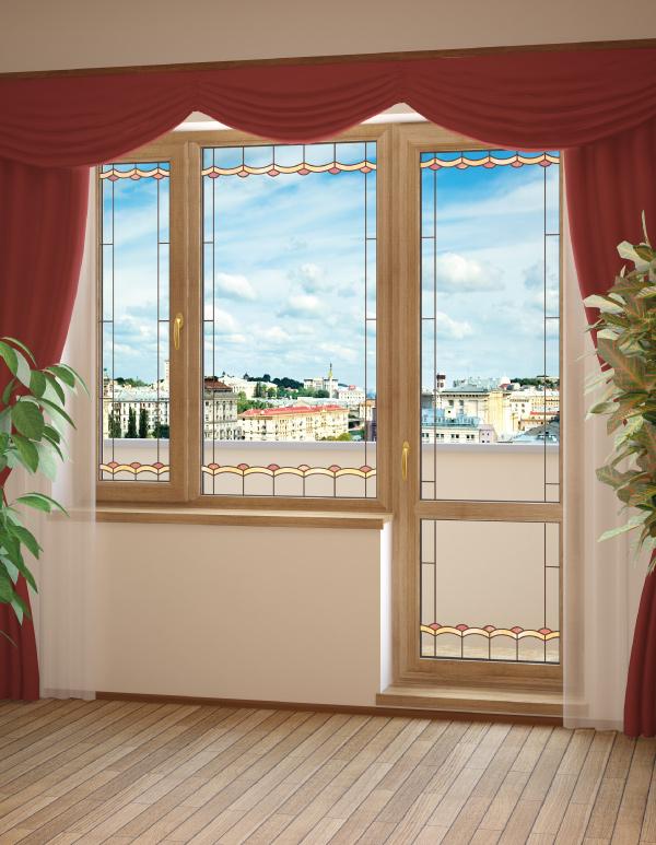 Пластиковые окна, остекление балконов и лоджий - страница 5 .