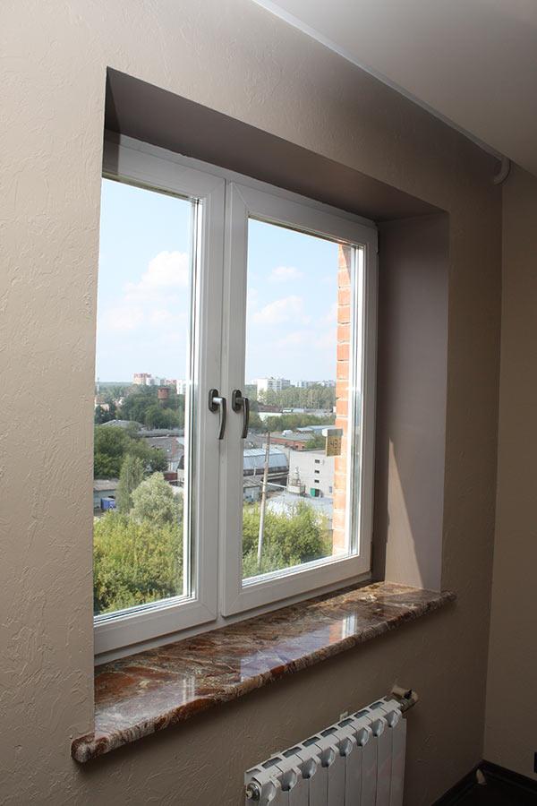 задача окна и двери