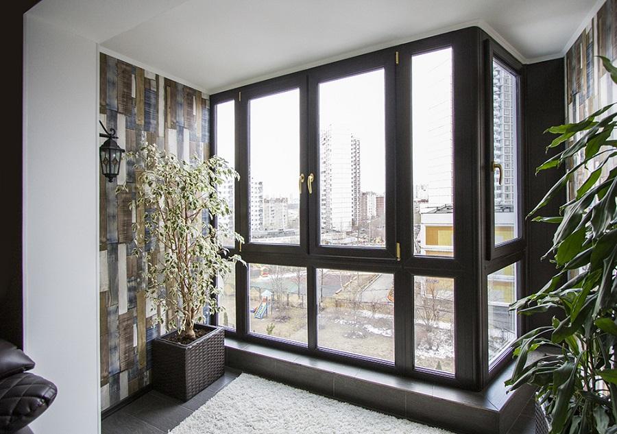 Пластиковые окна, остекление балконов и лоджий - страница 13.